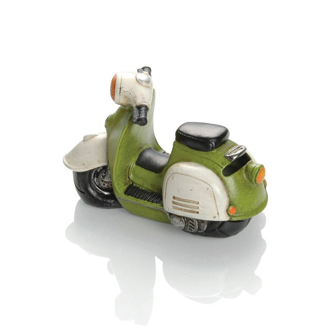 Booster Coinbox Scooter 14 Green