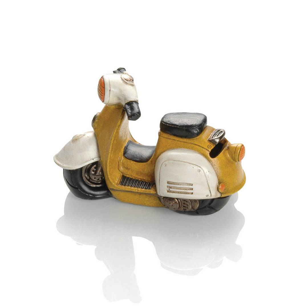 Booster Coinbox Scooter 14 Yellow