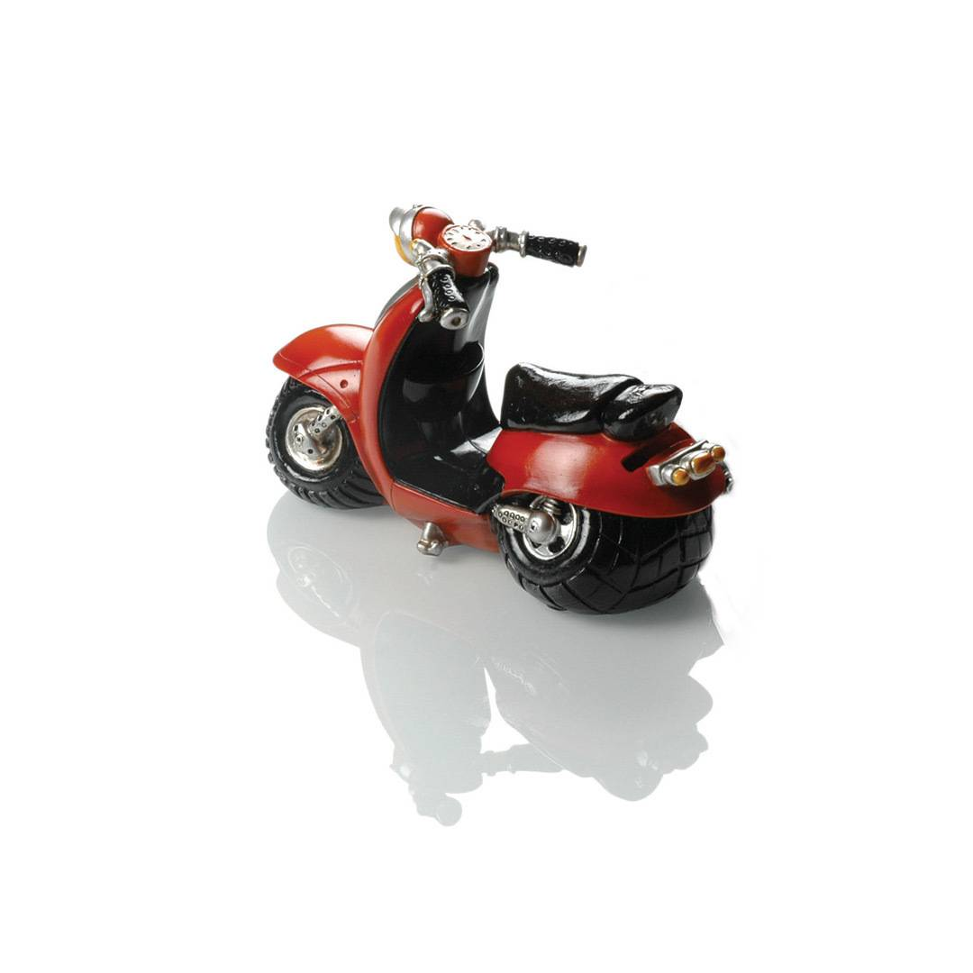 Booster Coinbox Scooter FP Red