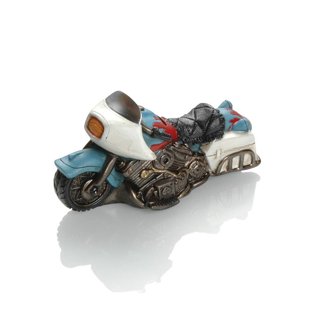 Booster Coinbox Motorbike 20 Blue