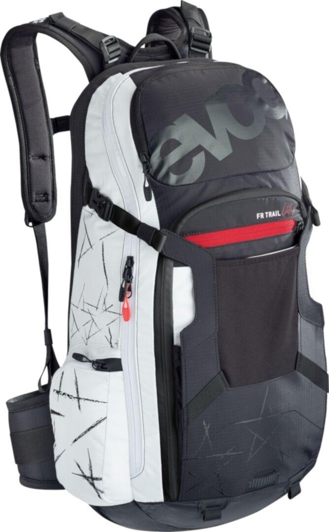 Evoc FR Trial Backpack Black White XL