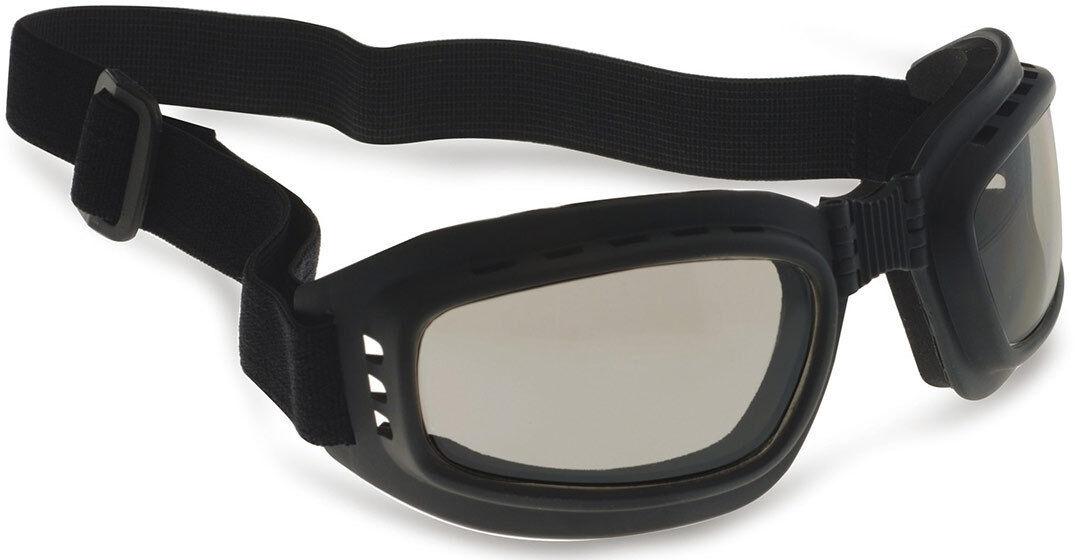 Bertoni AF112A Goggles Black One Size