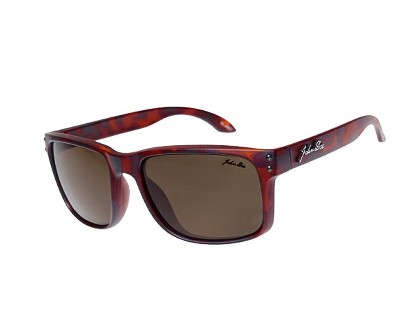 John Doe Ironhead Horn Sunglasses One Size