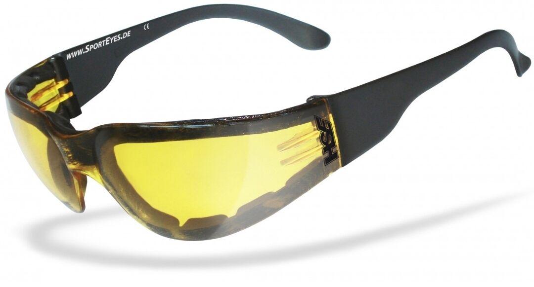 HSE SportEyes Sprinter 2.1 Sunglasses Yellow One Size