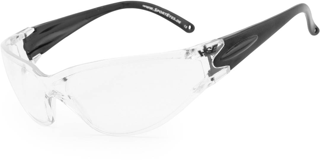 HSE SportEyes Big Deuce Sunglasses clear One Size