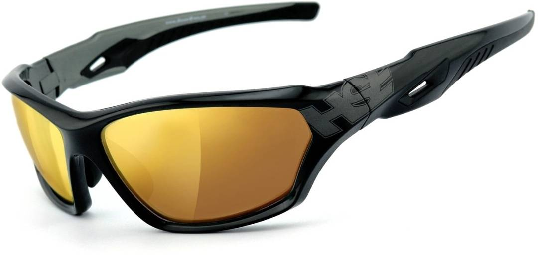 HSE SportEyes 2093 Sunglasses Gold One Size