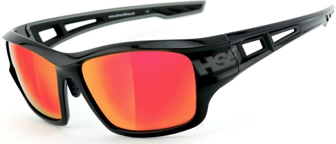 HSE SportEyes 2095 Sunglasses Red One Size