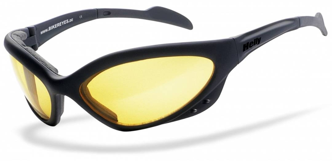 Helly Bikereyes Speed King 2 Sunglasses Yellow One Size