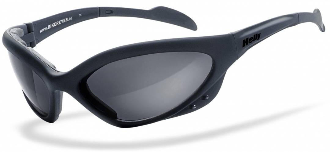 Helly Bikereyes Speed King 2 Sunglasses Black One Size