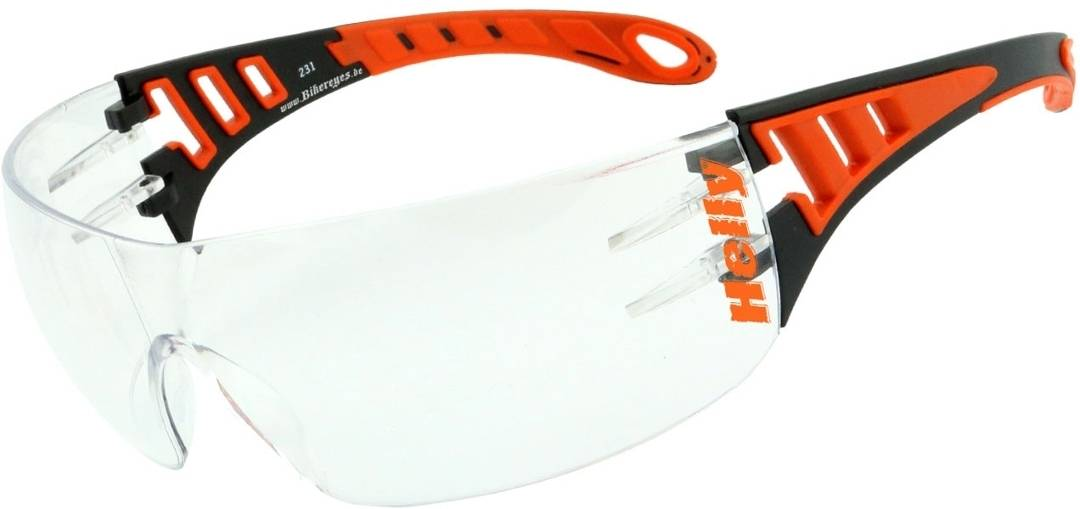 Helly Bikereyes 231 Sunglasses clear One Size