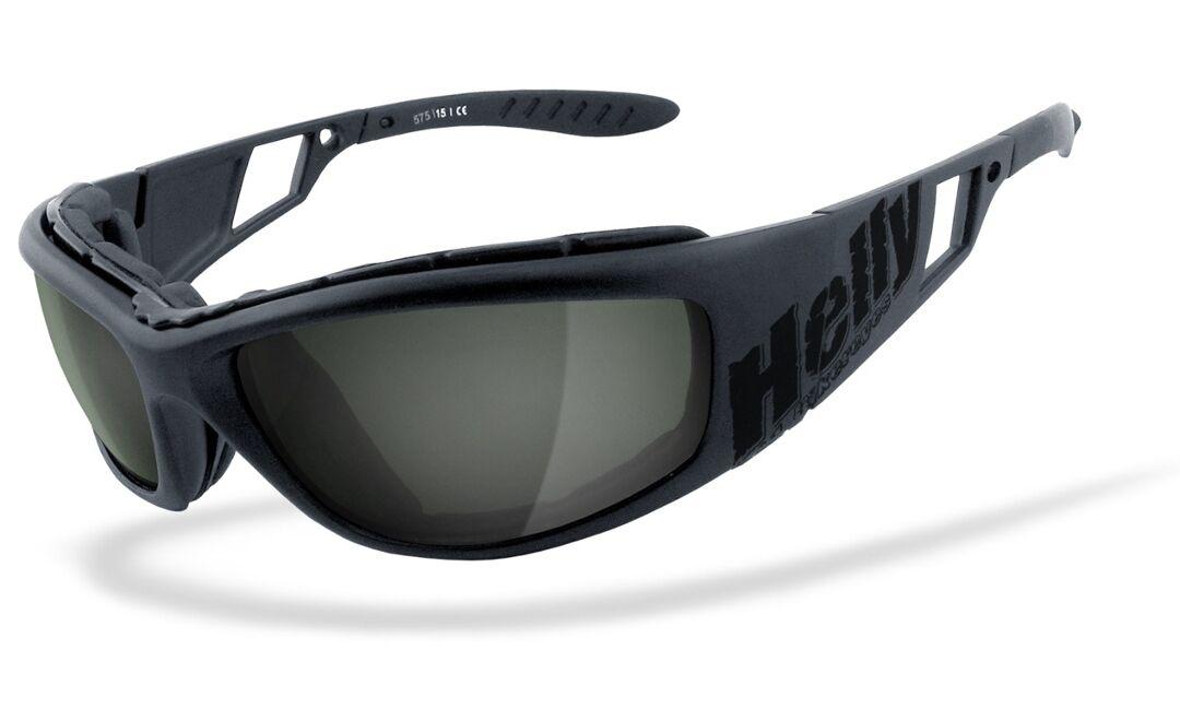 Helly Bikereyes Vision 3 Polarized Sunglasses Black One Size