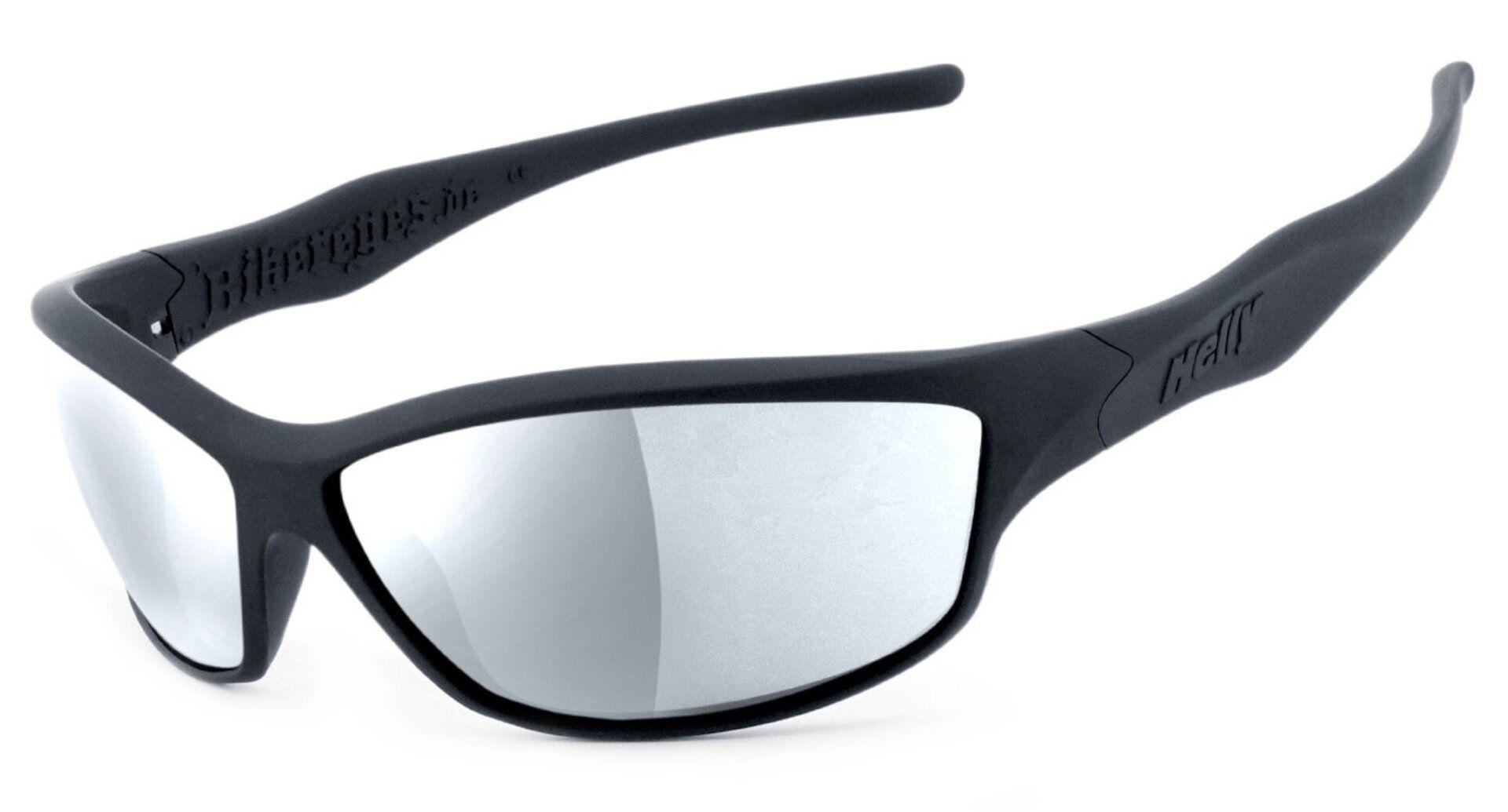 Helly Bikereyes Fender 2.0 Sunglasses Silver One Size