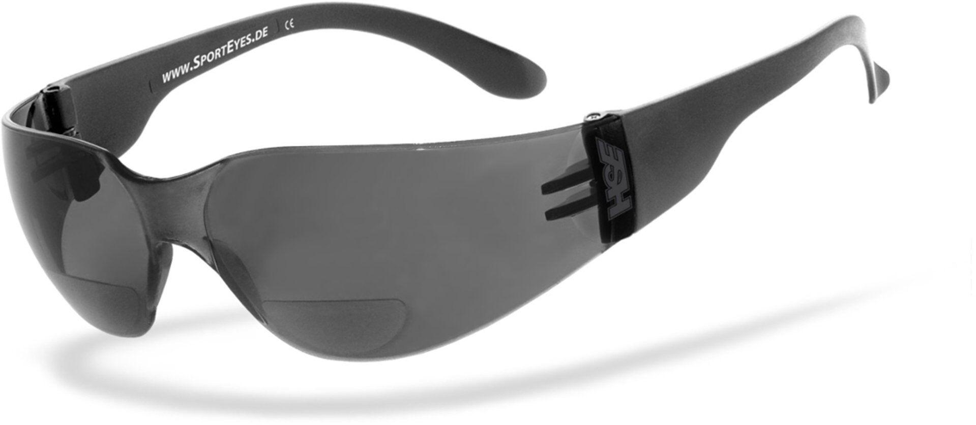 HSE SportEyes HSE Sport Eyes Sprinter 2.3 + 1,00 Sunglasses Black One Size