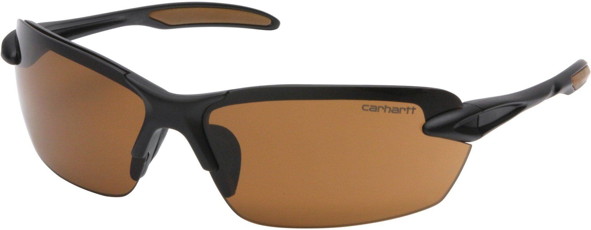 Carhartt Spokane Safety Glasses Brown