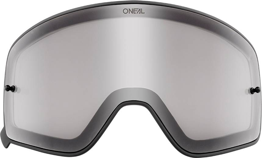 Oneal B-50 Black Visor Grey One Size