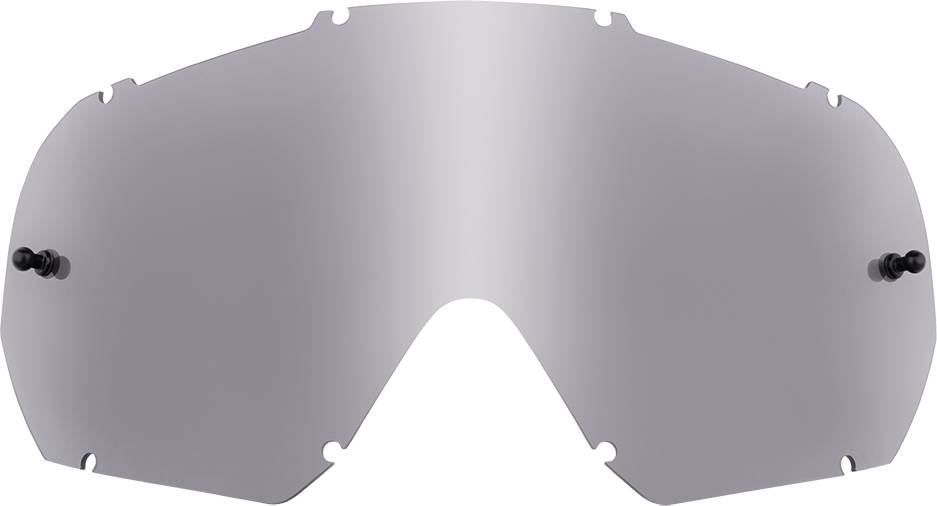 Oneal B-10 Single Visor Silver One Size