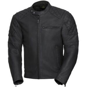 IXS Eliott Motorcycle Leather Jacket Black 56