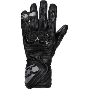 IXS Sport LD RS-200 2.0 Motorcycle Gloves Black Grey XS