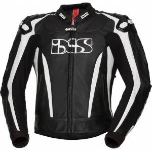 IXS X-Sport LD RS-1000 Motorcycle Leather Jacket  - Size: 50