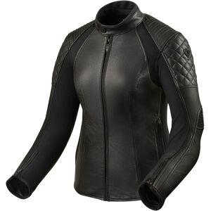 Revit Luna Ladies Motorcycle Leather Jacket  - Size: 38