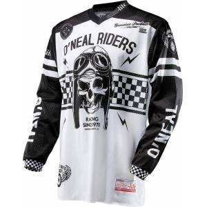 Oneal O´Neal Ultra Lite LE 70 Jersey Black White L