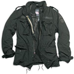 Surplus Regiment M65 Jacket Black 5XL