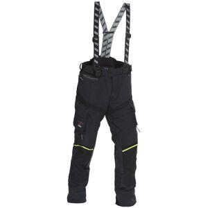 Rukka Energater Gore-Tex Motorcycle Textile Pants Black Yellow 62