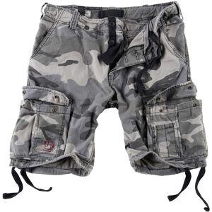 Surplus Airborne Vintage Shorts Multicolored S