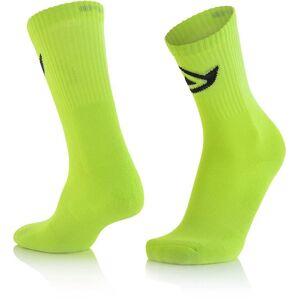 Acerbis Cotton Socks Yellow 39 40 41