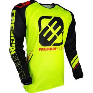 Freegun Devo College Jersey Yellow 2XL