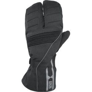 IXS X-Winter 3-Finger-ST Motorcycle Gloves Black M