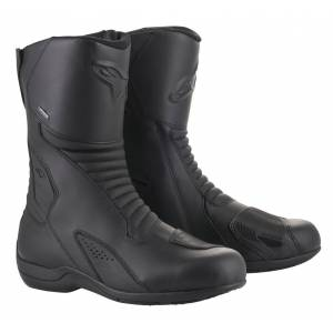 Alpinestars Caracal Motorcycle Boots Black 47