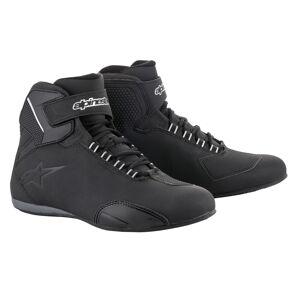 Alpinestars Sektor Waterproof Motorcycle Shoes Black 45