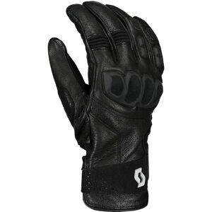 Scott Sport ADV Motorcycle Gloves Black XL