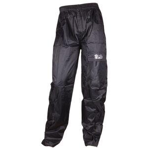 Modeka Easy Summer Rain Pants Black S