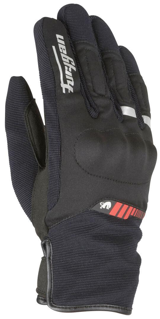 Furygan Jet All Season Motorcycle Gloves Black Red 2XL