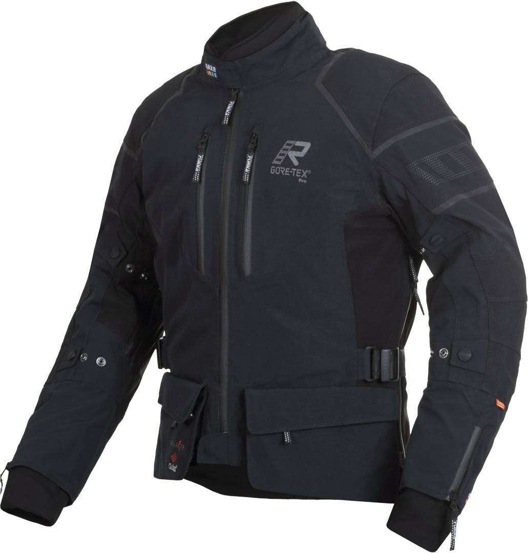 Rukka Exegal Gore-Tex Motorcycle Textile Jacket Black 52