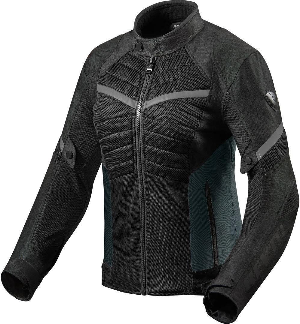 Revit Arc Air Ladies Motorcycle Textile Jacket Black 46