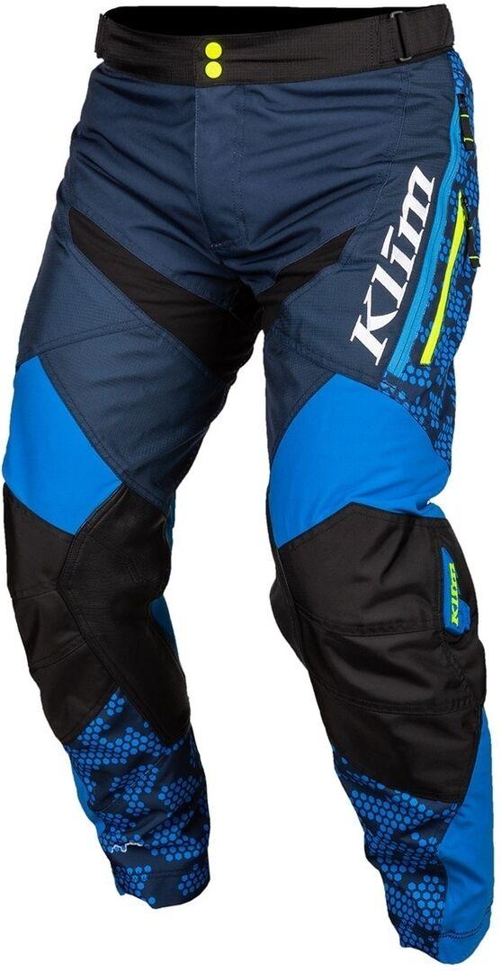 Klim Dakar In The Boot Motocross Pants Blue 38