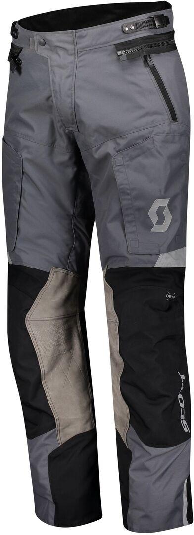 Scott Dualraid Dryo Motorcycle Textile Pants Black Grey XL
