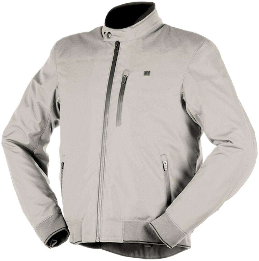 VQuattro Kery Motorcycle Textile Jacket Grey XL