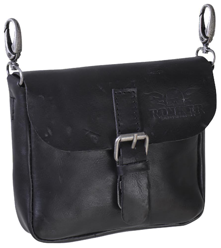 Rokker Belt Bag Black One Size