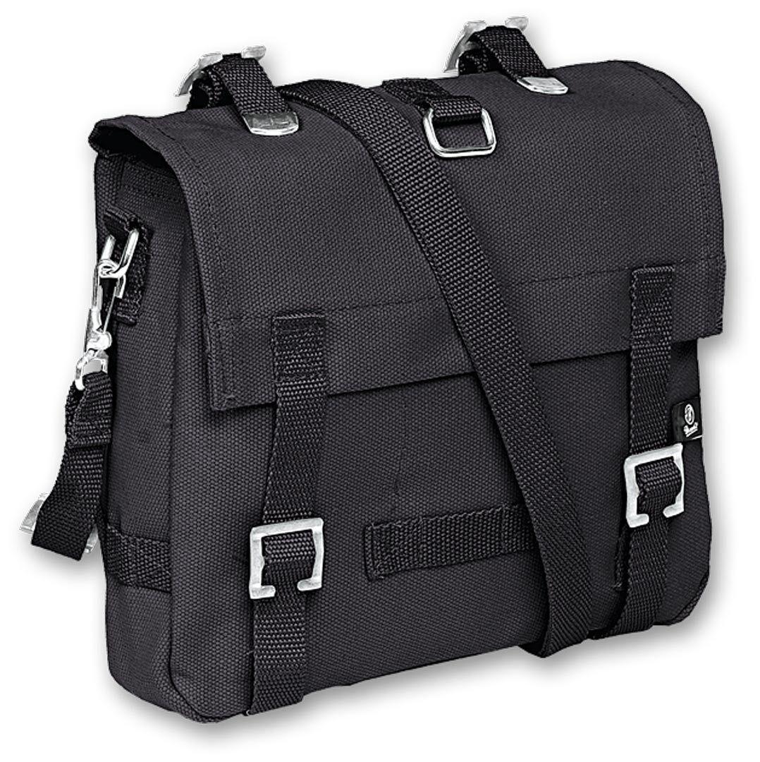 Brandit Canvas S Bag Black One Size