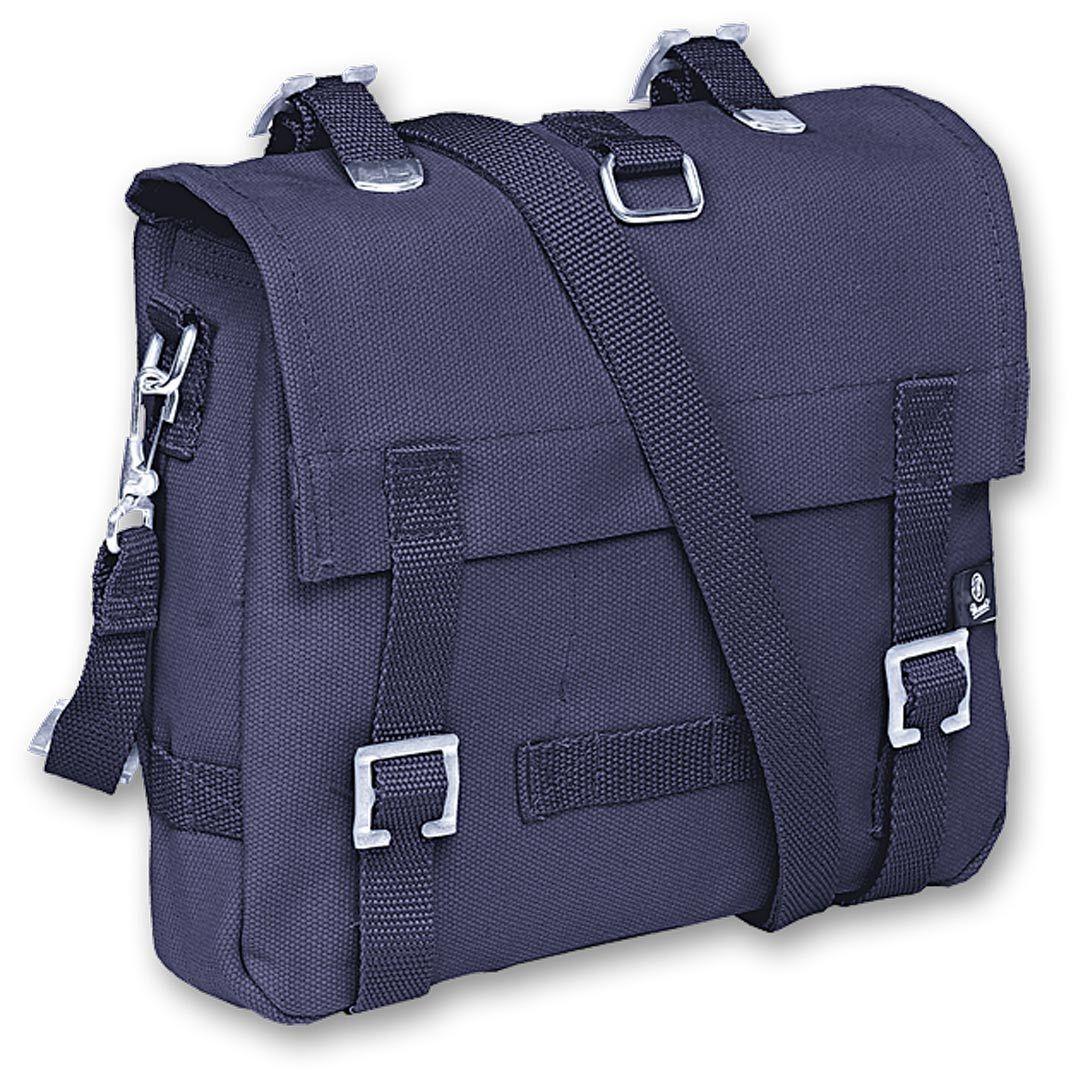Brandit Canvas S Bag Blue One Size