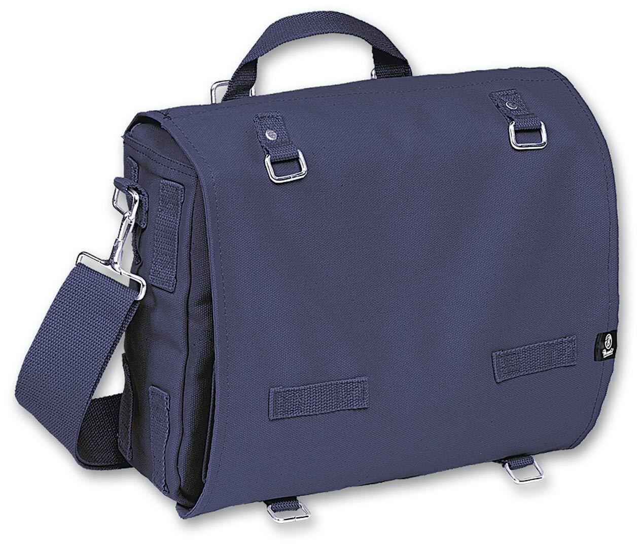 Brandit Canvas L Bag Blue One Size