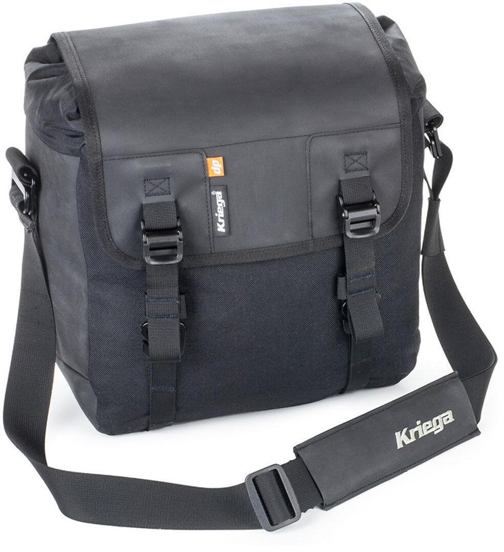 Kriega Solo 14 Saddlebag Black One Size