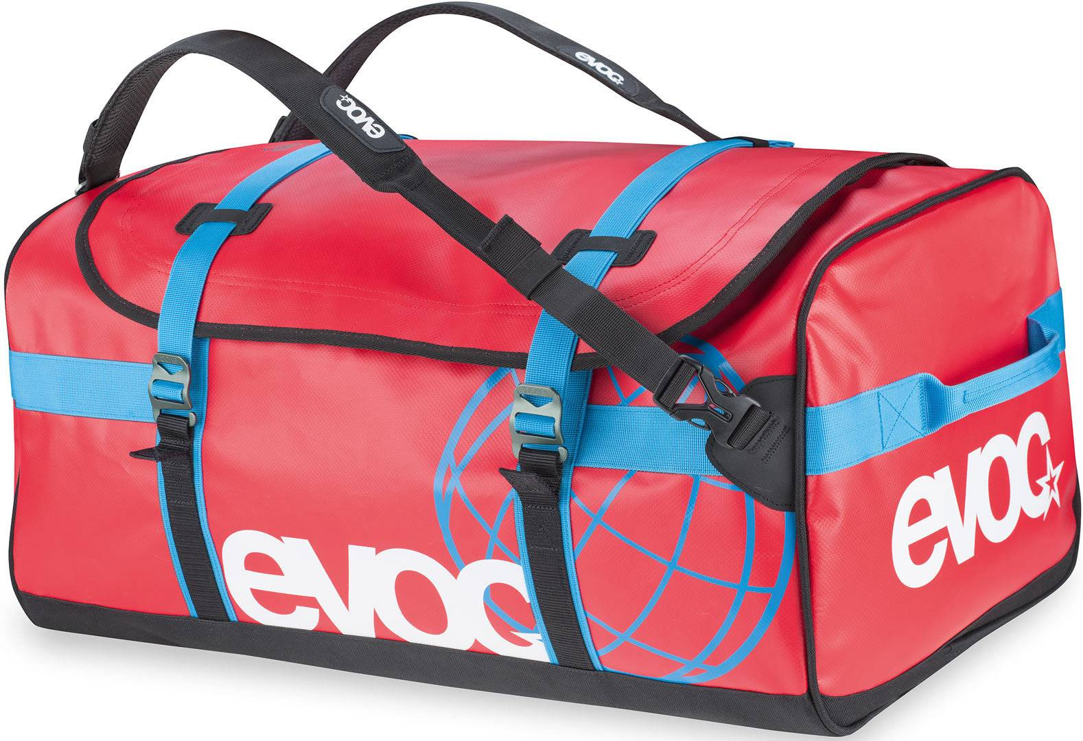 Evoc 40L Duffle Bag Red One Size