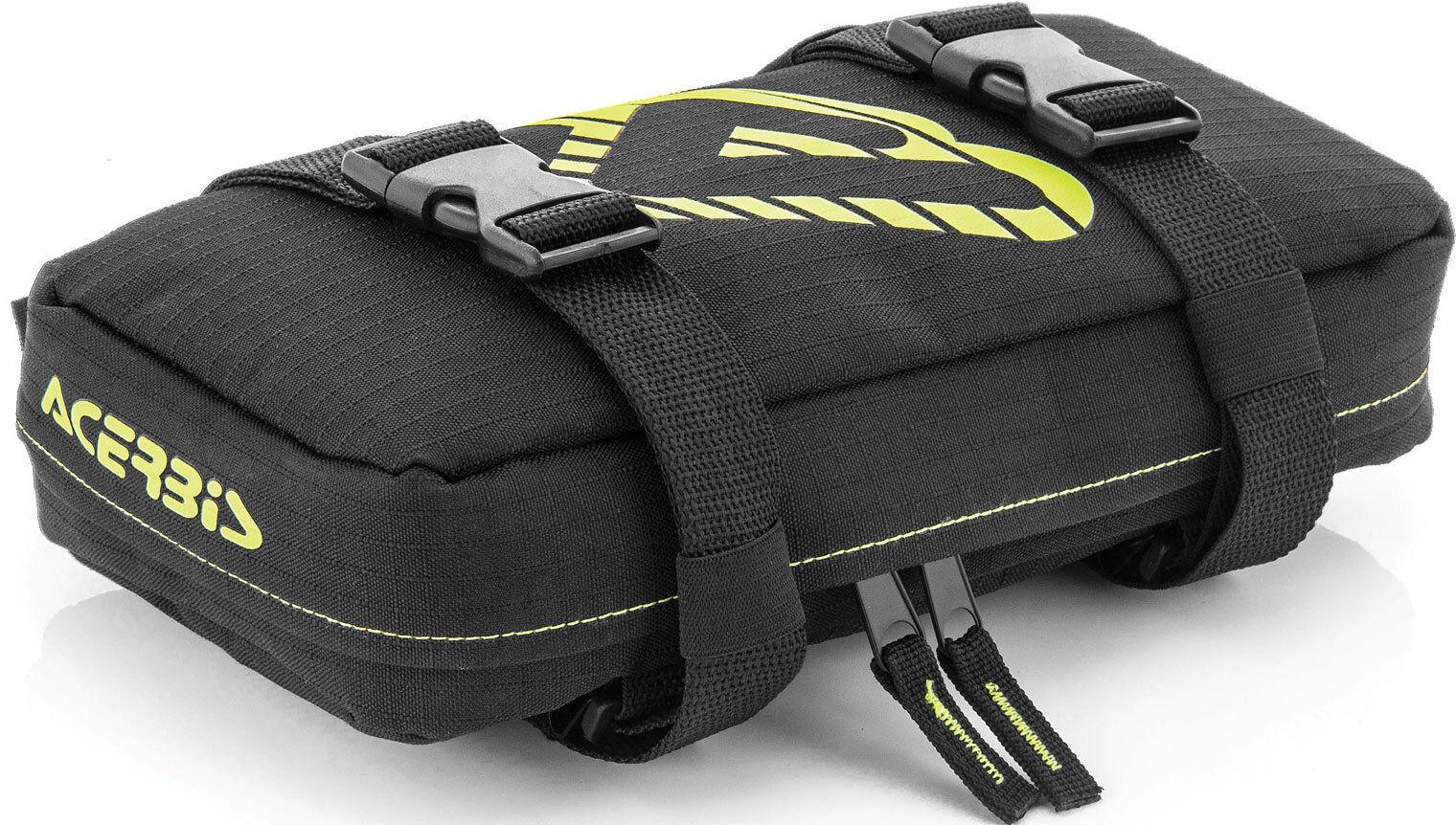 Acerbis Tools Bag Black Yellow 0-5l