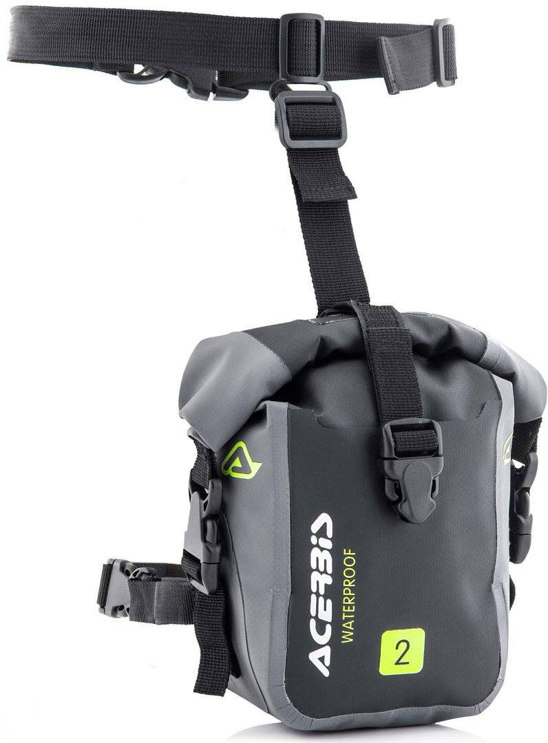 Acerbis No Water Trip Bag Black Grey 0-5l