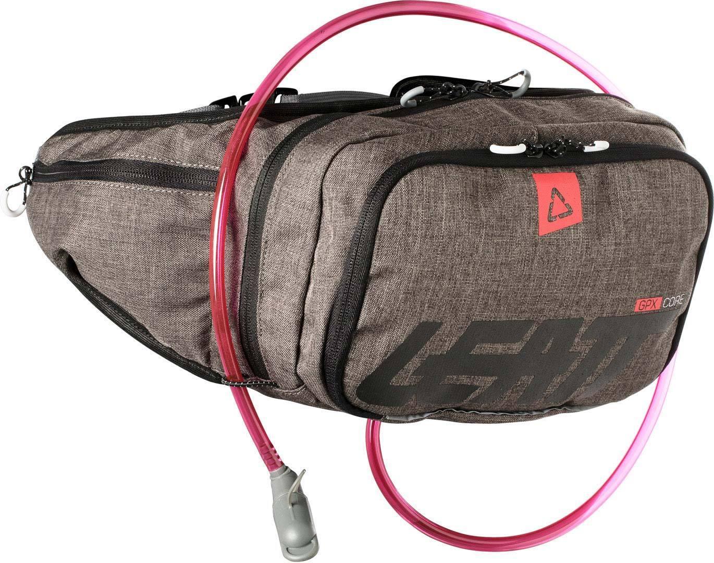 Leatt Core 2.0 Hydration Tool Belt Black Grey